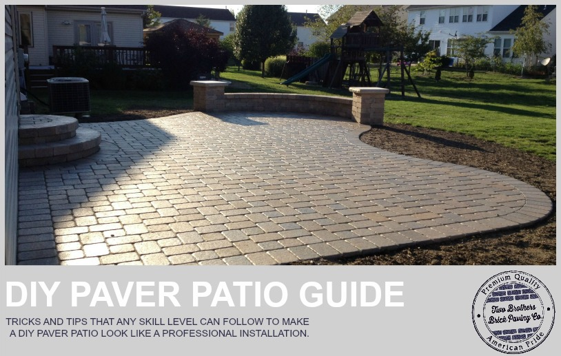 How To Easily Install A Paver Patio, How To Do It Yourself Patio Pavers